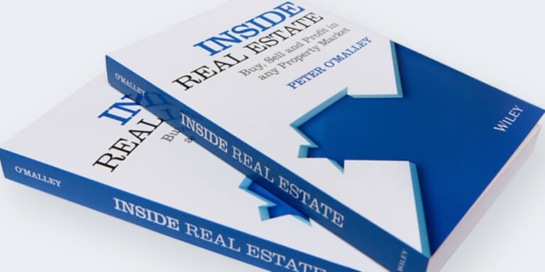 Inside Real Estate, Real Estate Book, Harris Partners, Balmain Real Estate, Property, Sydney Real Estate, Property Market