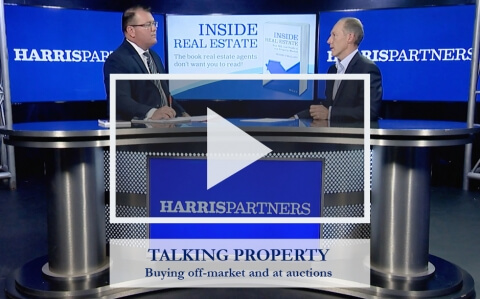 Talking Property, real estate, Patrick Bright, Peter O'Malley, auctions, off-marketing, buying, selling, property, inner west, Sydney, auction clearance rates, credits, home loans,